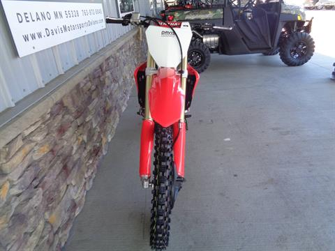 2020 Honda CRF250R in Delano, Minnesota - Photo 8