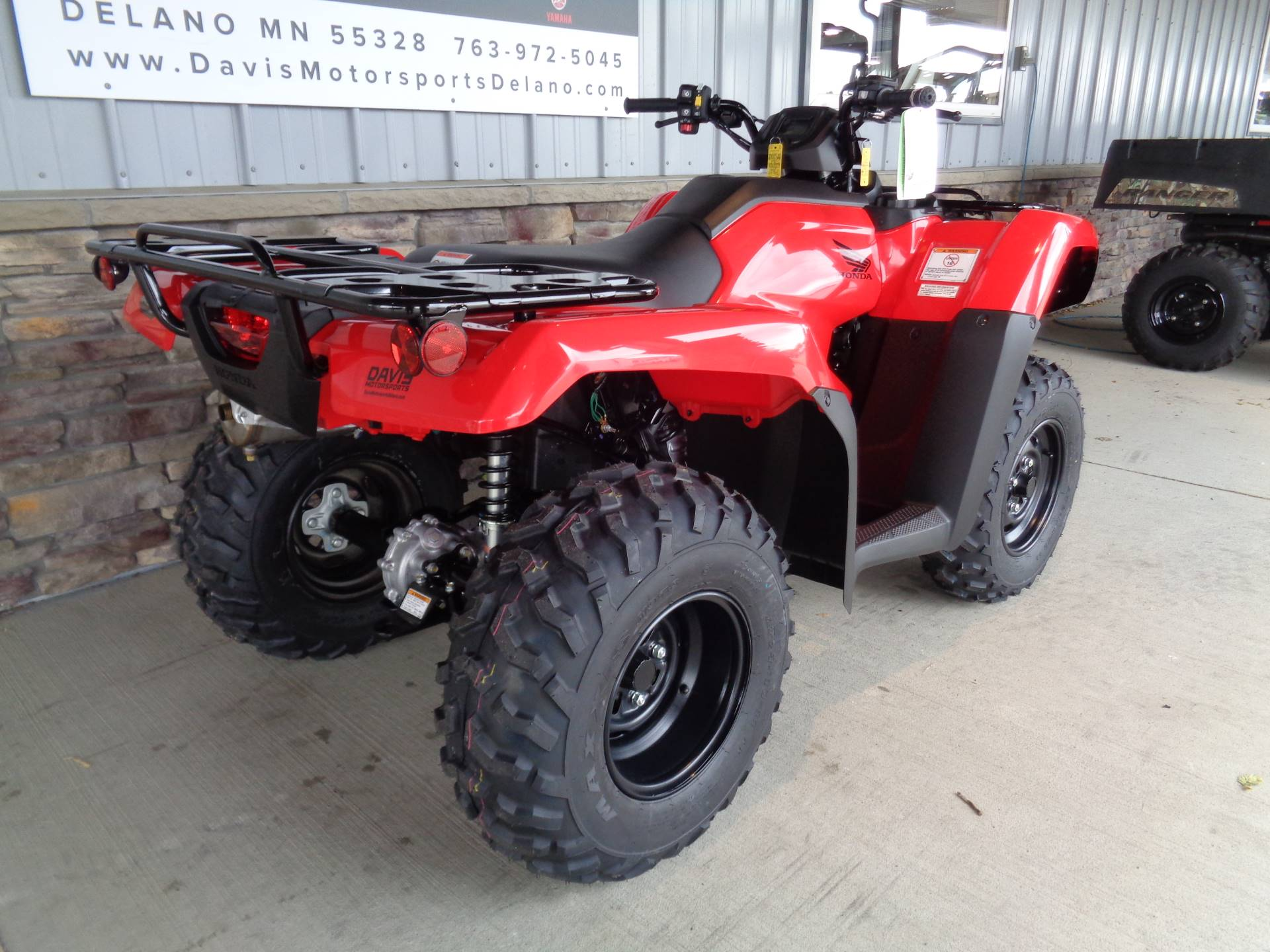 2020 Honda FourTrax Rancher 4x4 Automatic DCT EPS in Delano, Minnesota - Photo 5