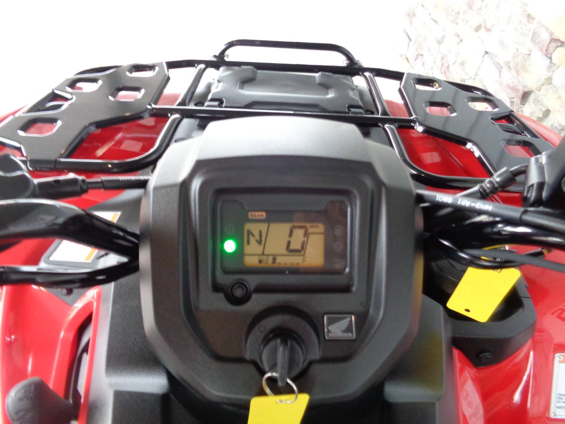 2020 Honda FourTrax Rancher 4x4 Automatic DCT EPS in Delano, Minnesota - Photo 7