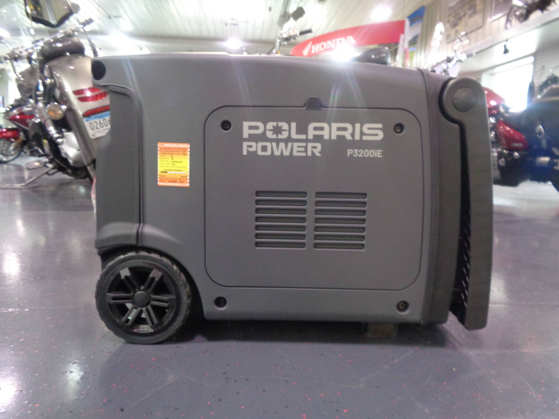 Polaris Power P3200iE Polaris Power Portable Inverter Generator in Delano, Minnesota - Photo 2