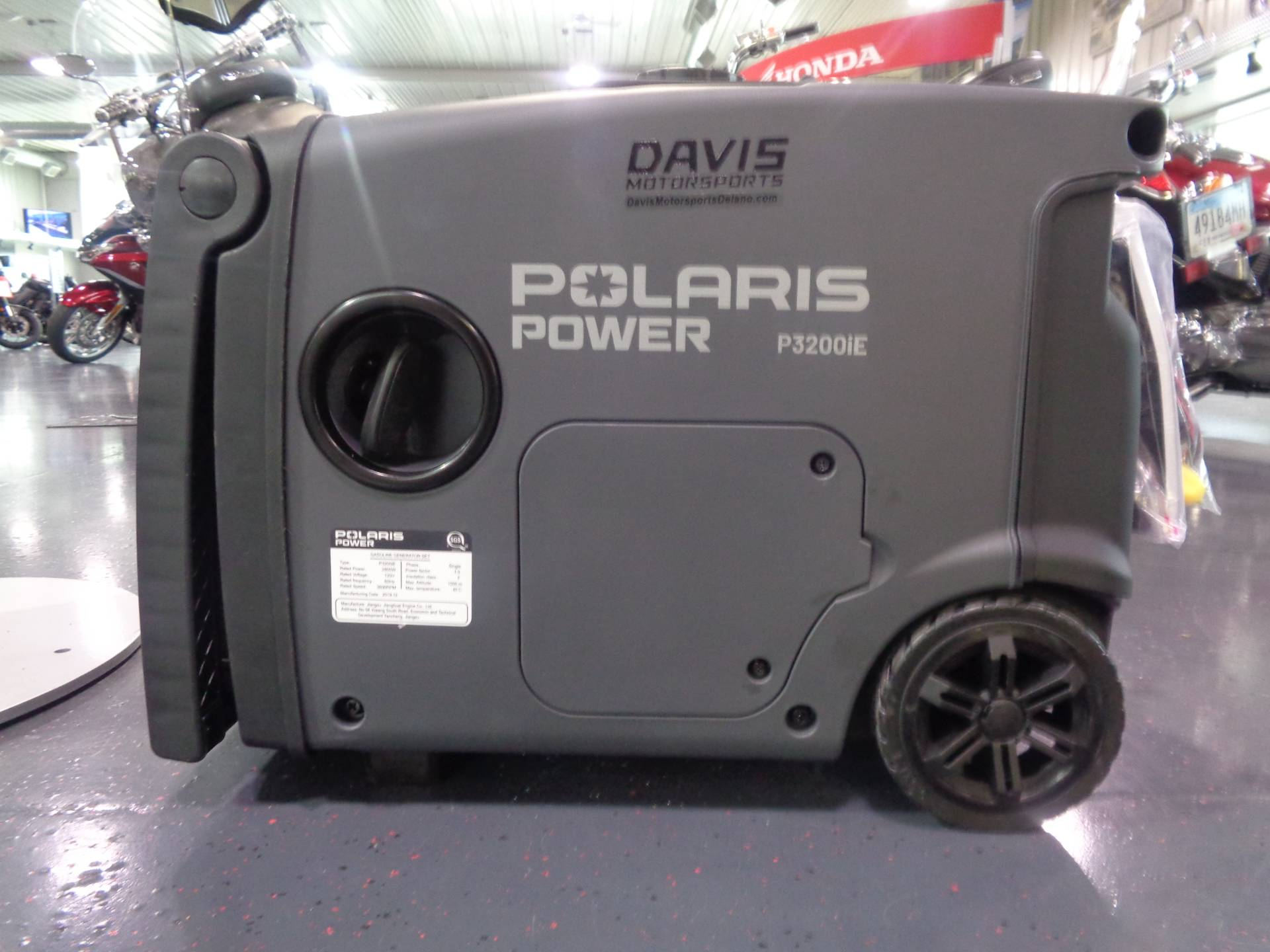 Polaris Power P3200iE Polaris Power Portable Inverter Generator in Delano, Minnesota - Photo 1