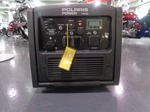 Polaris Power P3200iE Polaris Power Portable Inverter Generator in Delano, Minnesota - Photo 3