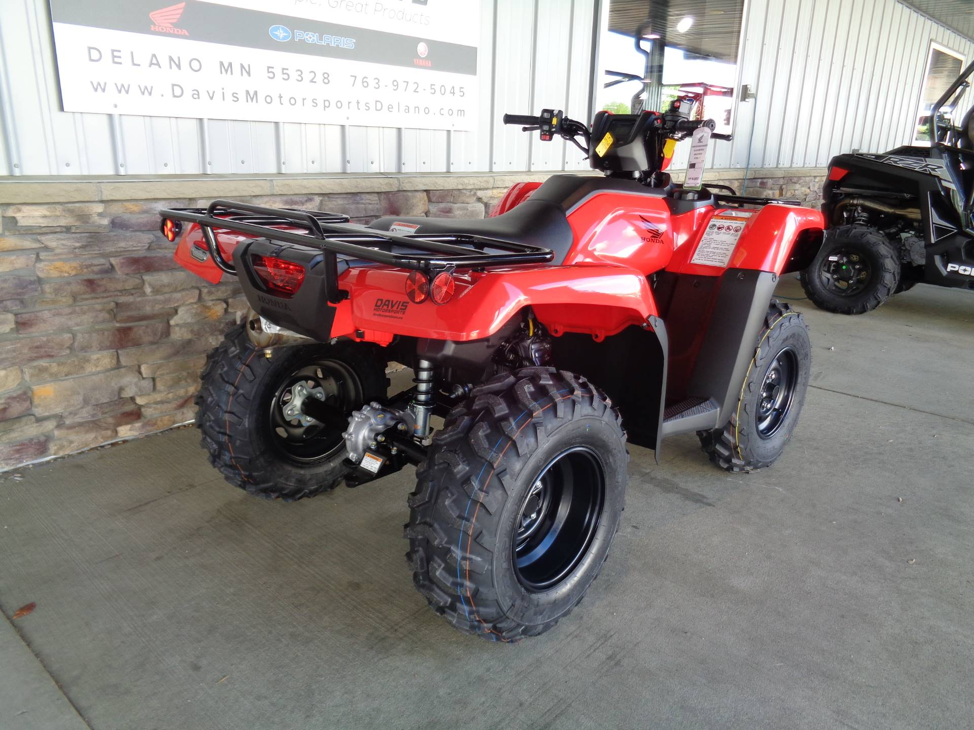 2019 Honda FourTrax Foreman 4x4 ES EPS in Delano, Minnesota - Photo 5