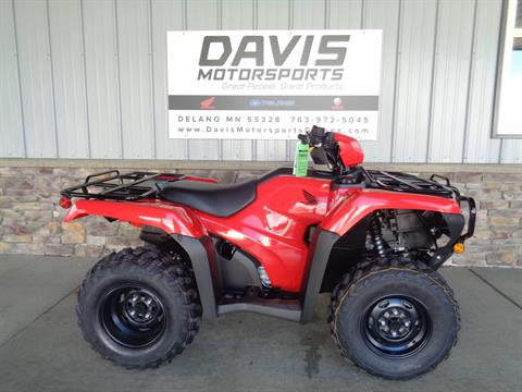 2019 Honda FourTrax Foreman 4x4 ES EPS in Delano, Minnesota - Photo 1