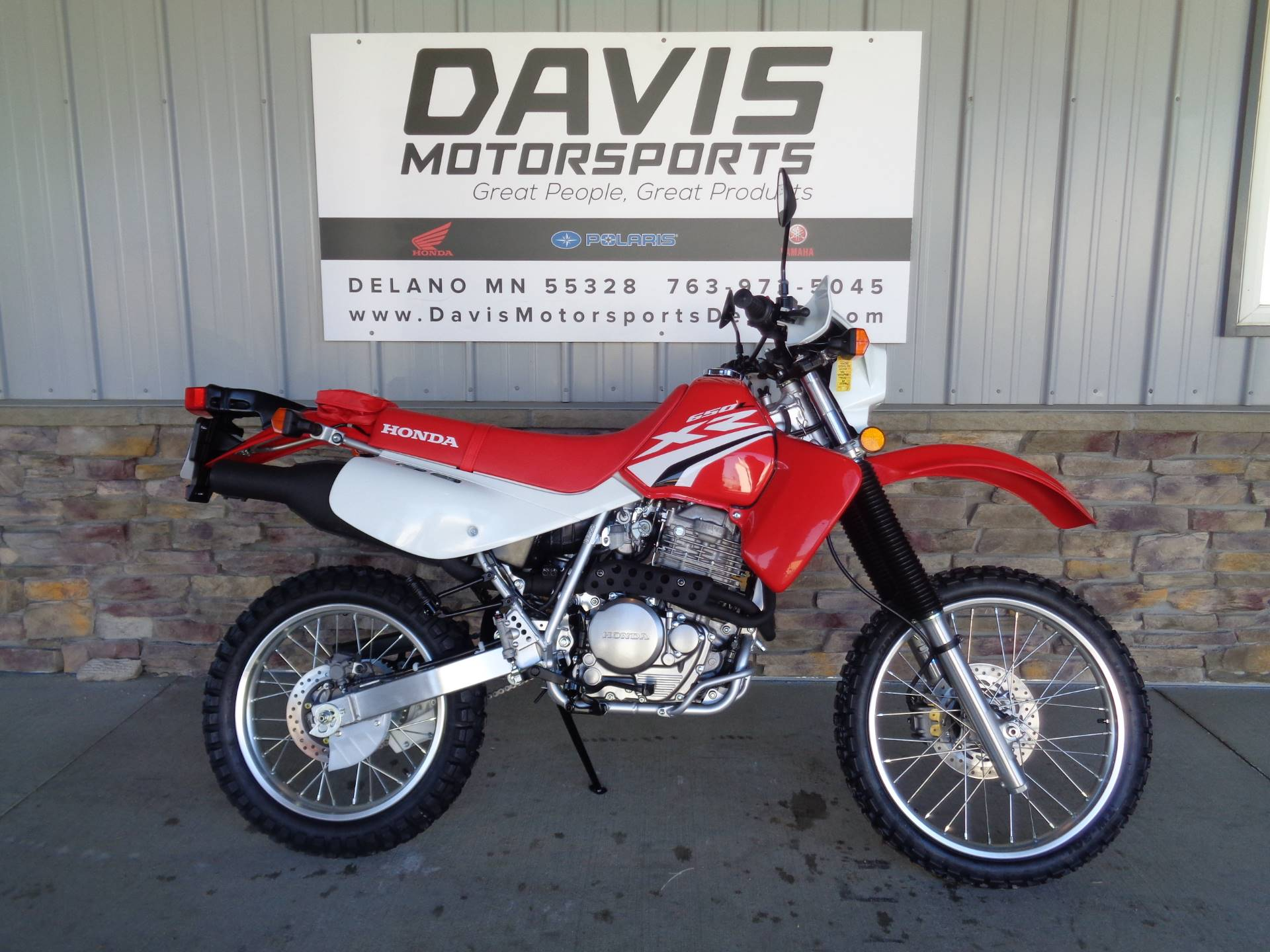 2019 Honda XR650L in Delano, Minnesota - Photo 1