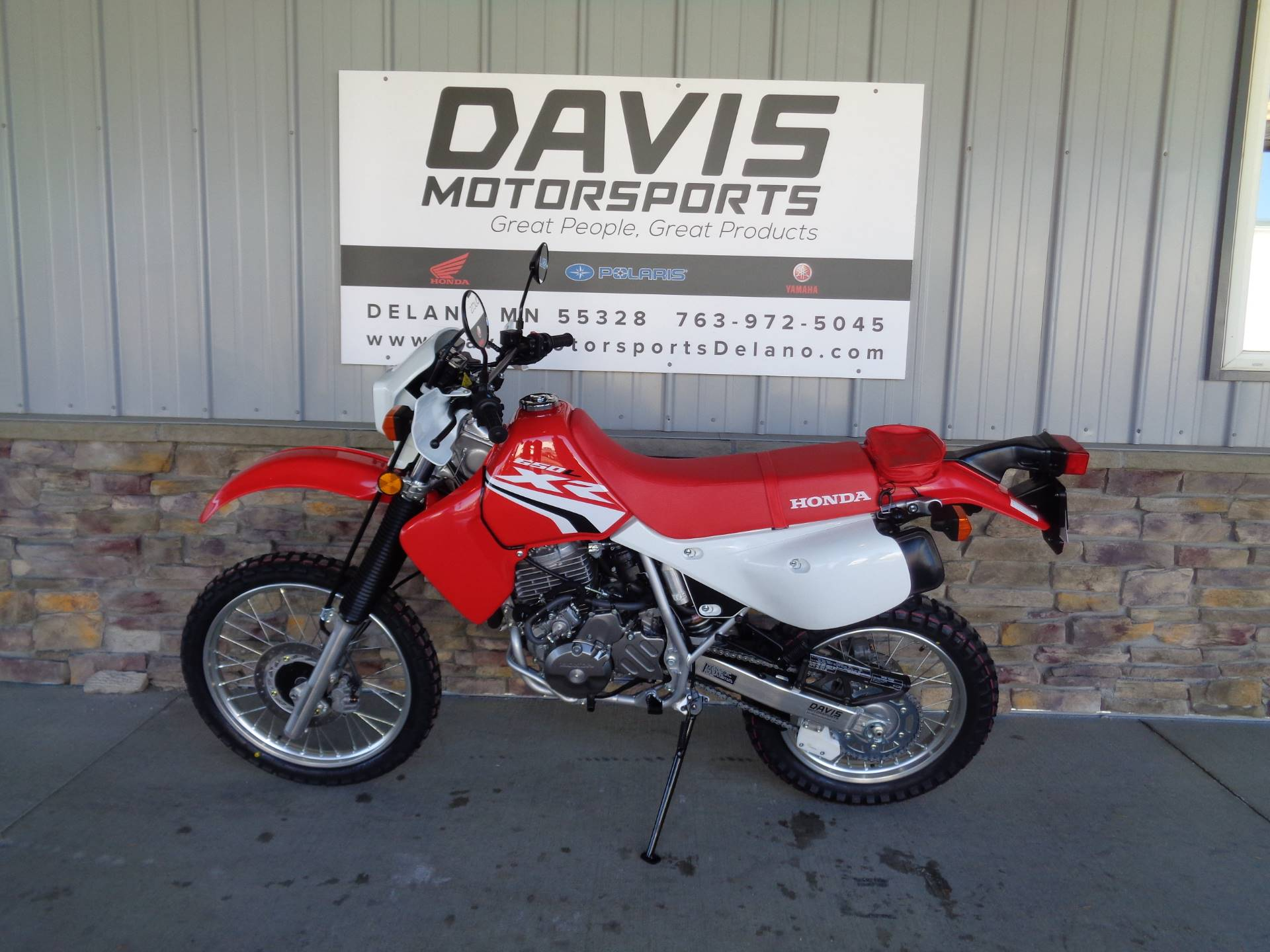 2019 Honda XR650L in Delano, Minnesota - Photo 2