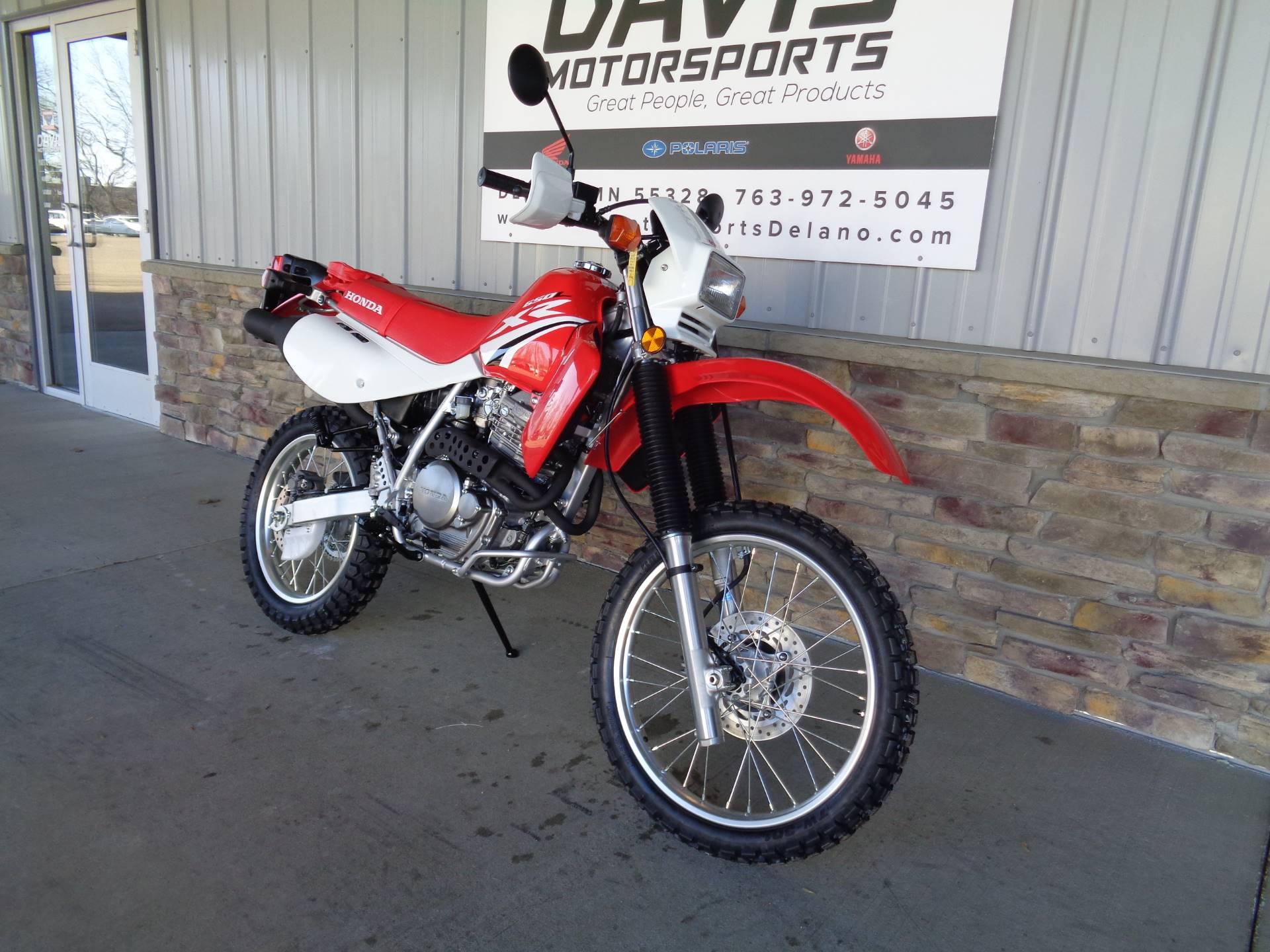 2019 Honda XR650L in Delano, Minnesota - Photo 3