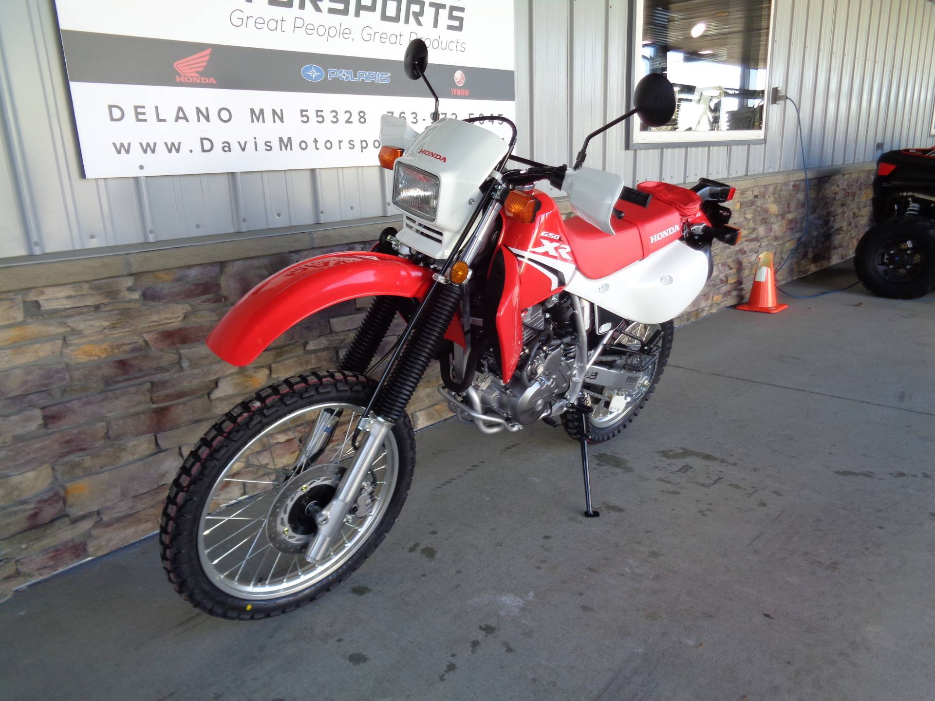 2019 Honda XR650L in Delano, Minnesota - Photo 4