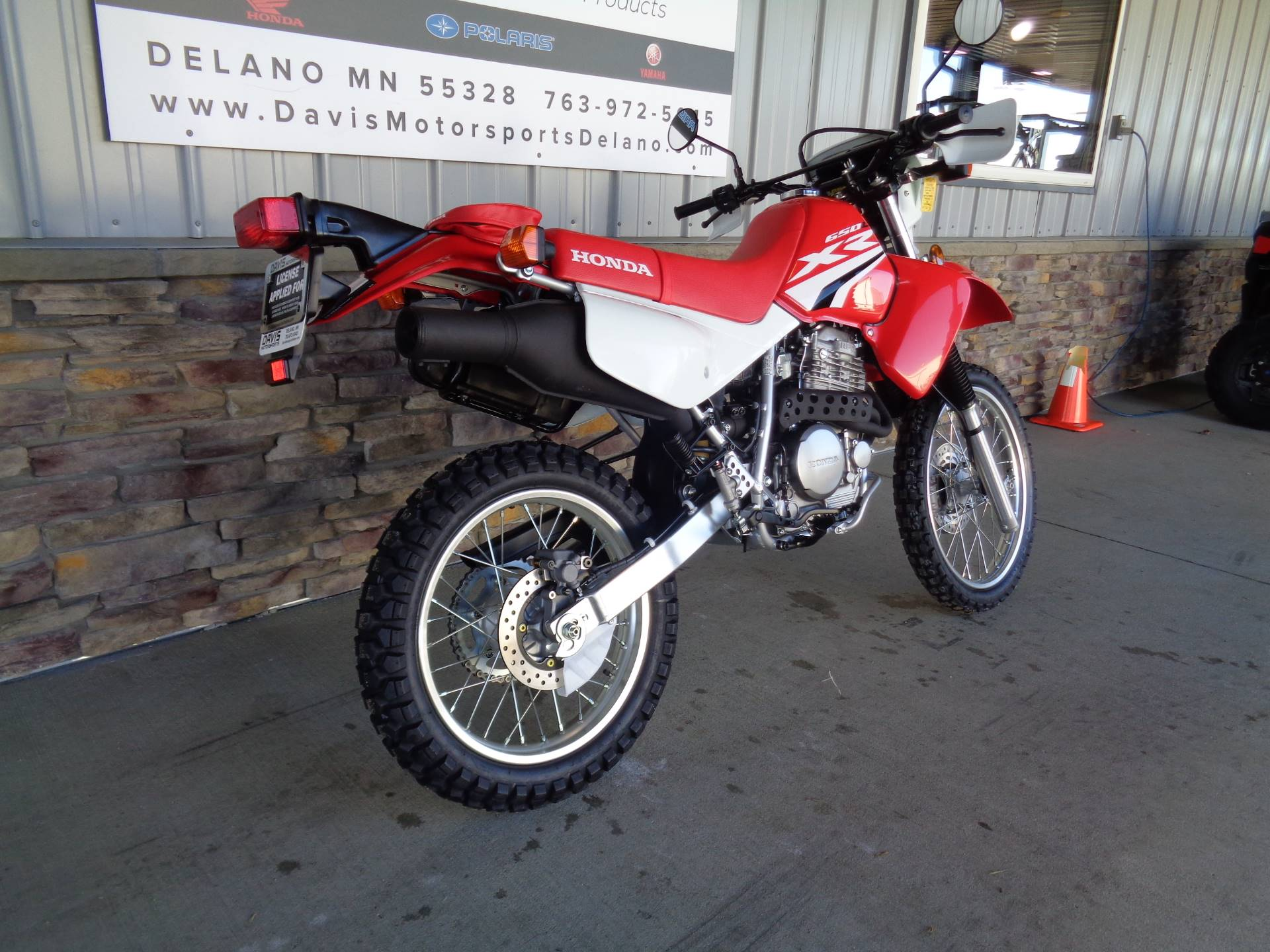 2019 Honda XR650L in Delano, Minnesota - Photo 5