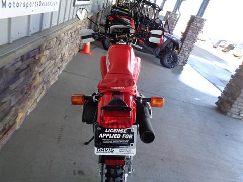 2019 Honda XR650L in Delano, Minnesota - Photo 8