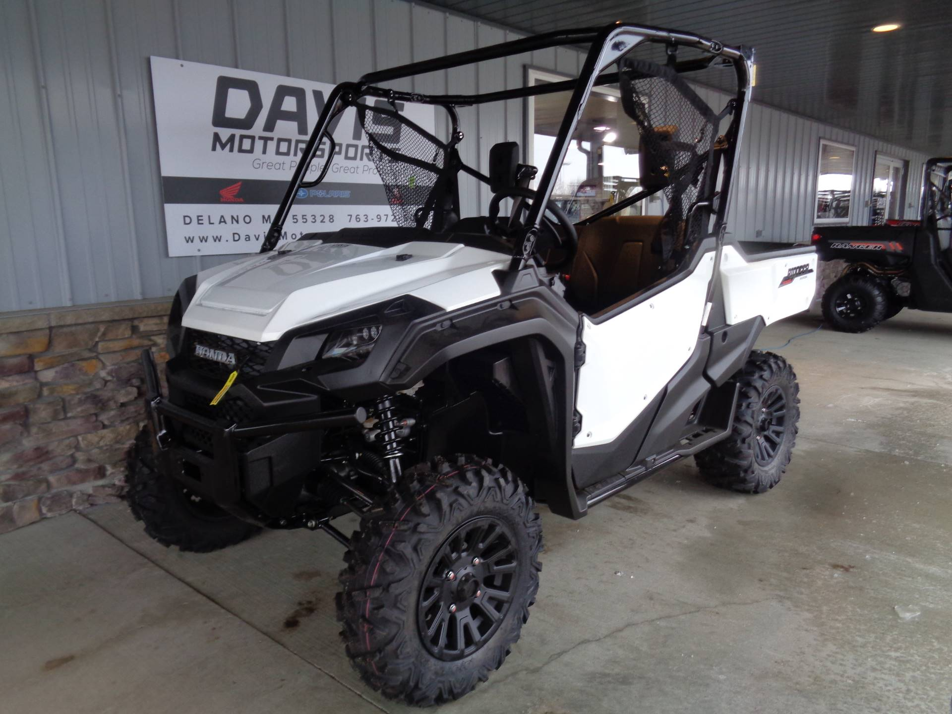 2020 Honda Pioneer 1000 Deluxe in Delano, Minnesota - Photo 4