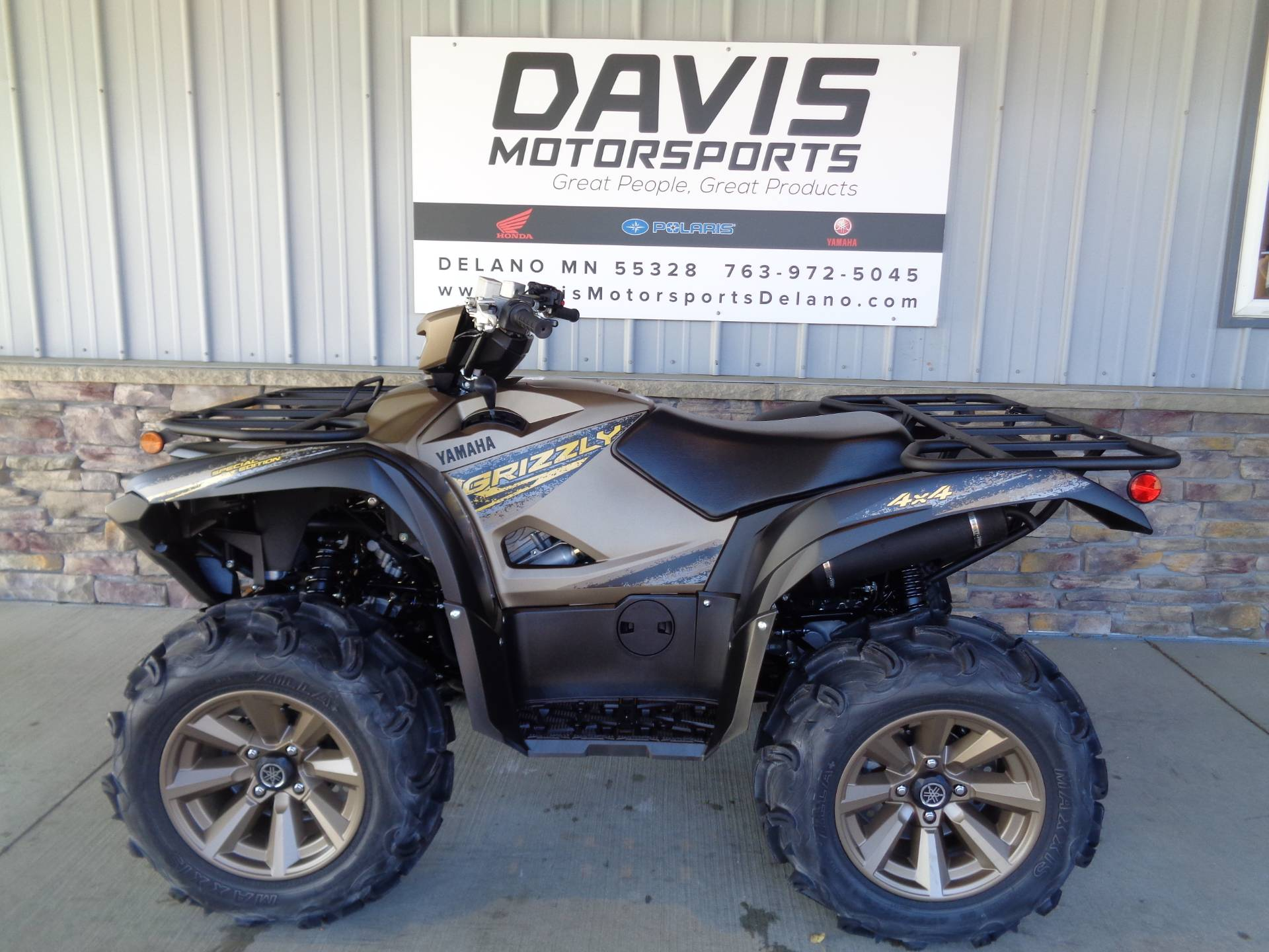 2020 Yamaha Grizzly EPS XT-R in Delano, Minnesota - Photo 2