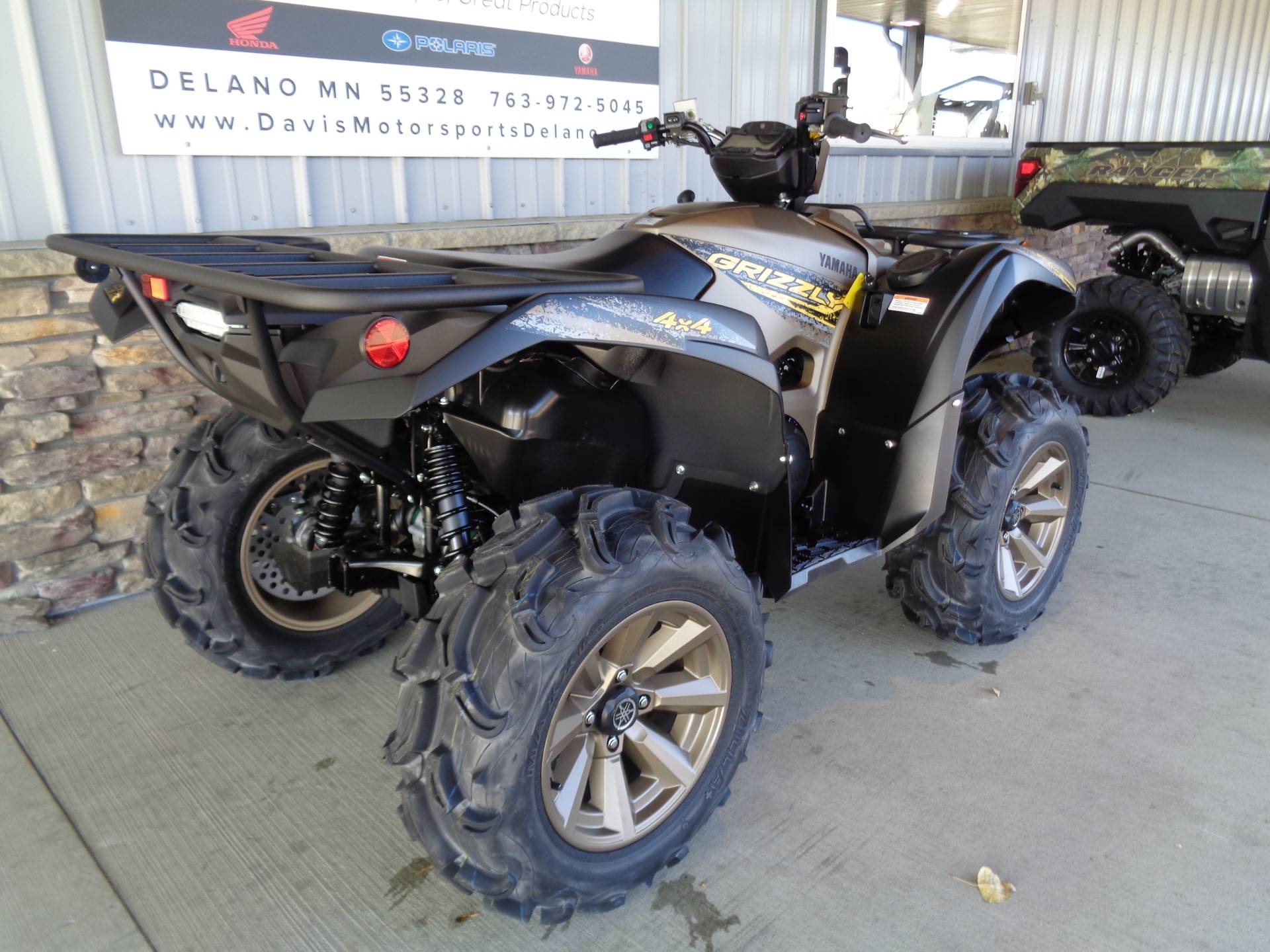2020 Yamaha Grizzly EPS XT-R in Delano, Minnesota - Photo 5