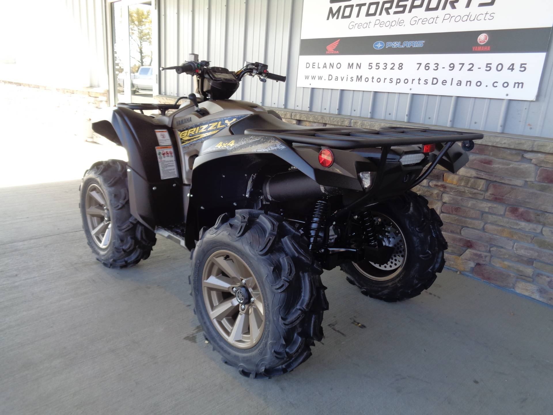 2020 Yamaha Grizzly EPS XT-R in Delano, Minnesota - Photo 6