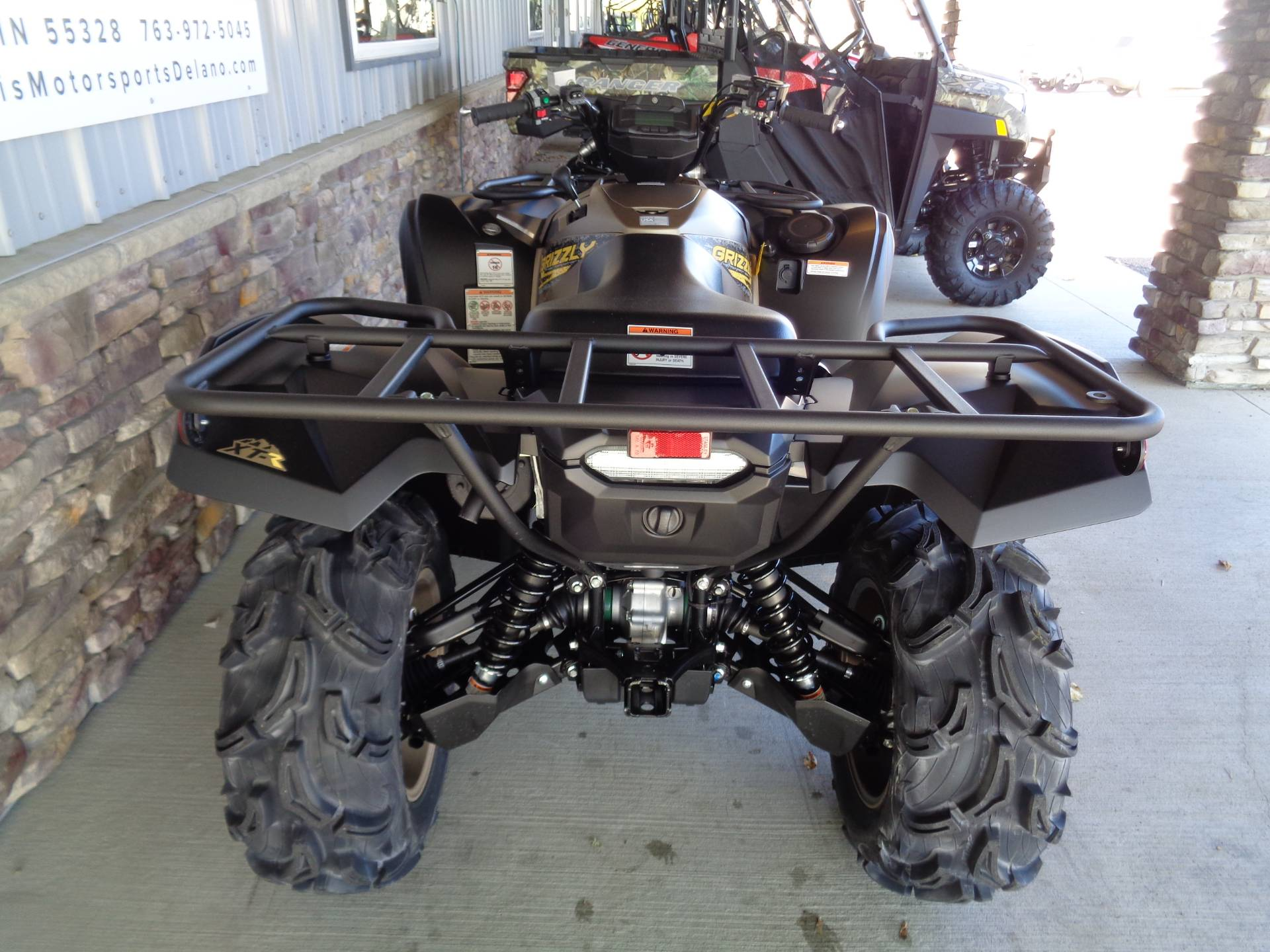 2020 Yamaha Grizzly EPS XT-R in Delano, Minnesota - Photo 8