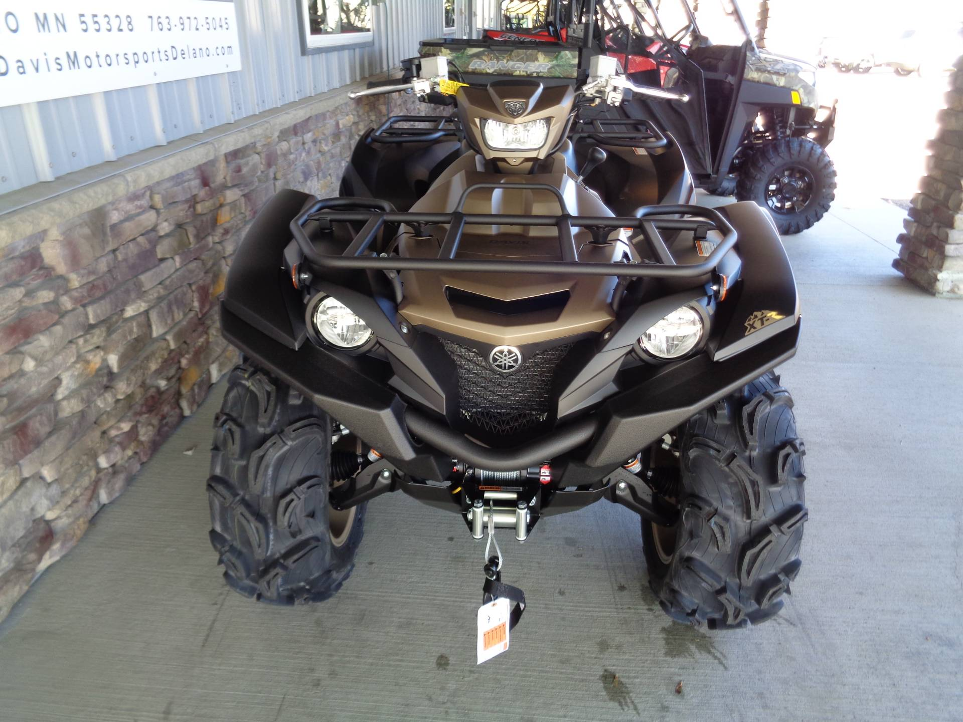 2020 Yamaha Grizzly EPS XT-R in Delano, Minnesota - Photo 9