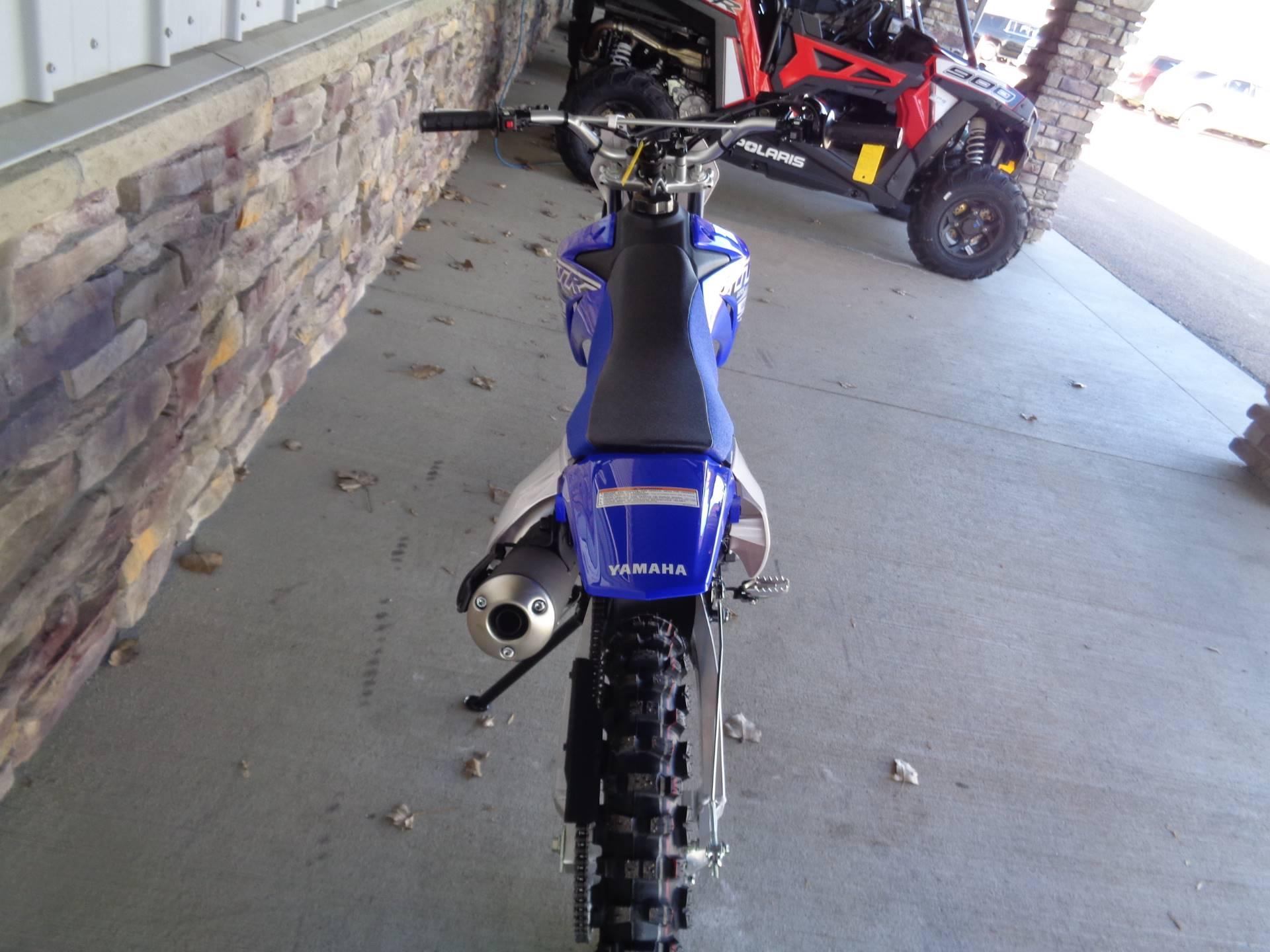 2019 Yamaha TT-R125LE 7