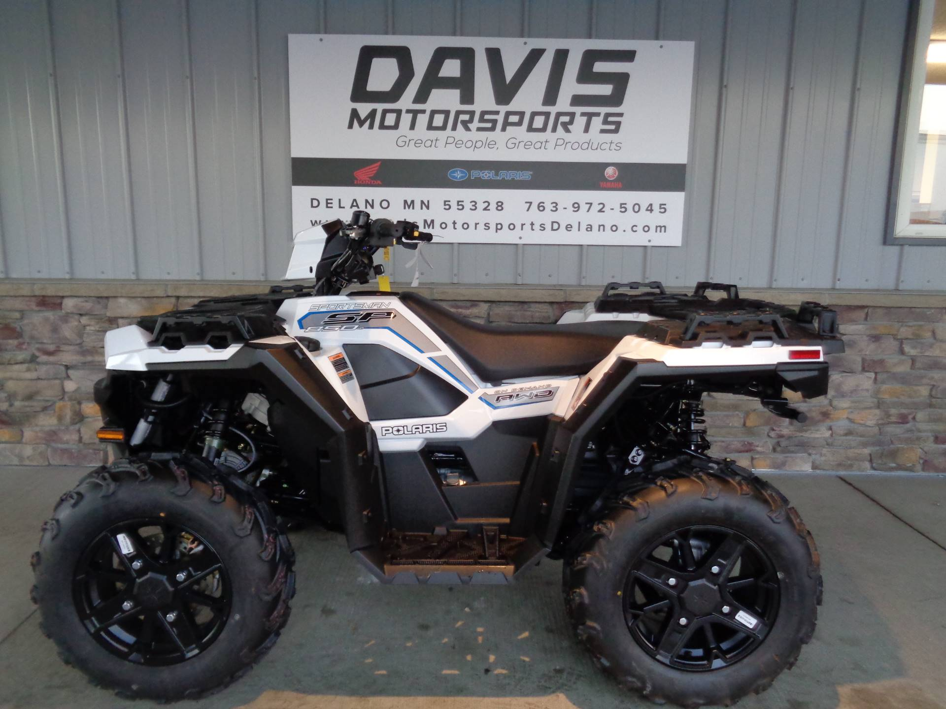 2019 Polaris Sportsman 850 SP in Delano, Minnesota - Photo 2