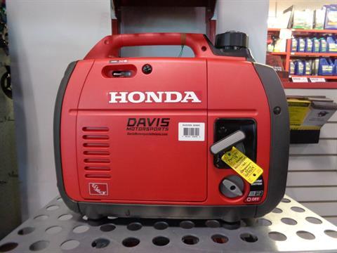 Honda Power Equipment EU2200i Companion in Delano, Minnesota