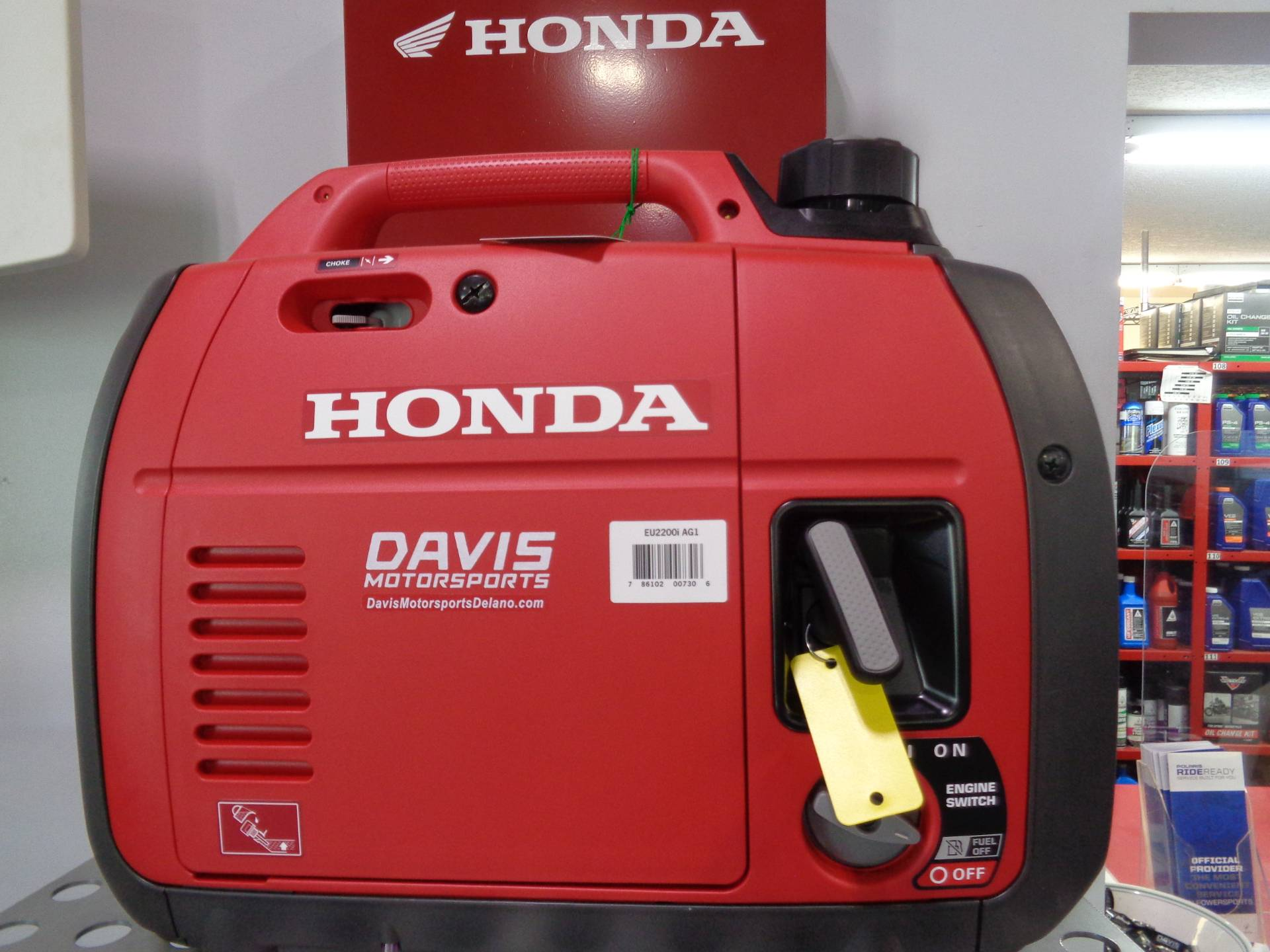 Honda Power Equipment EU2200i Companion in Delano, Minnesota - Photo 1