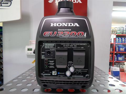 Honda Power Equipment EU2200i Companion in Delano, Minnesota - Photo 2