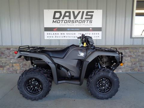 2019 Honda FourTrax Foreman Rubicon 4x4 Automatic DCT EPS Deluxe in Delano, Minnesota