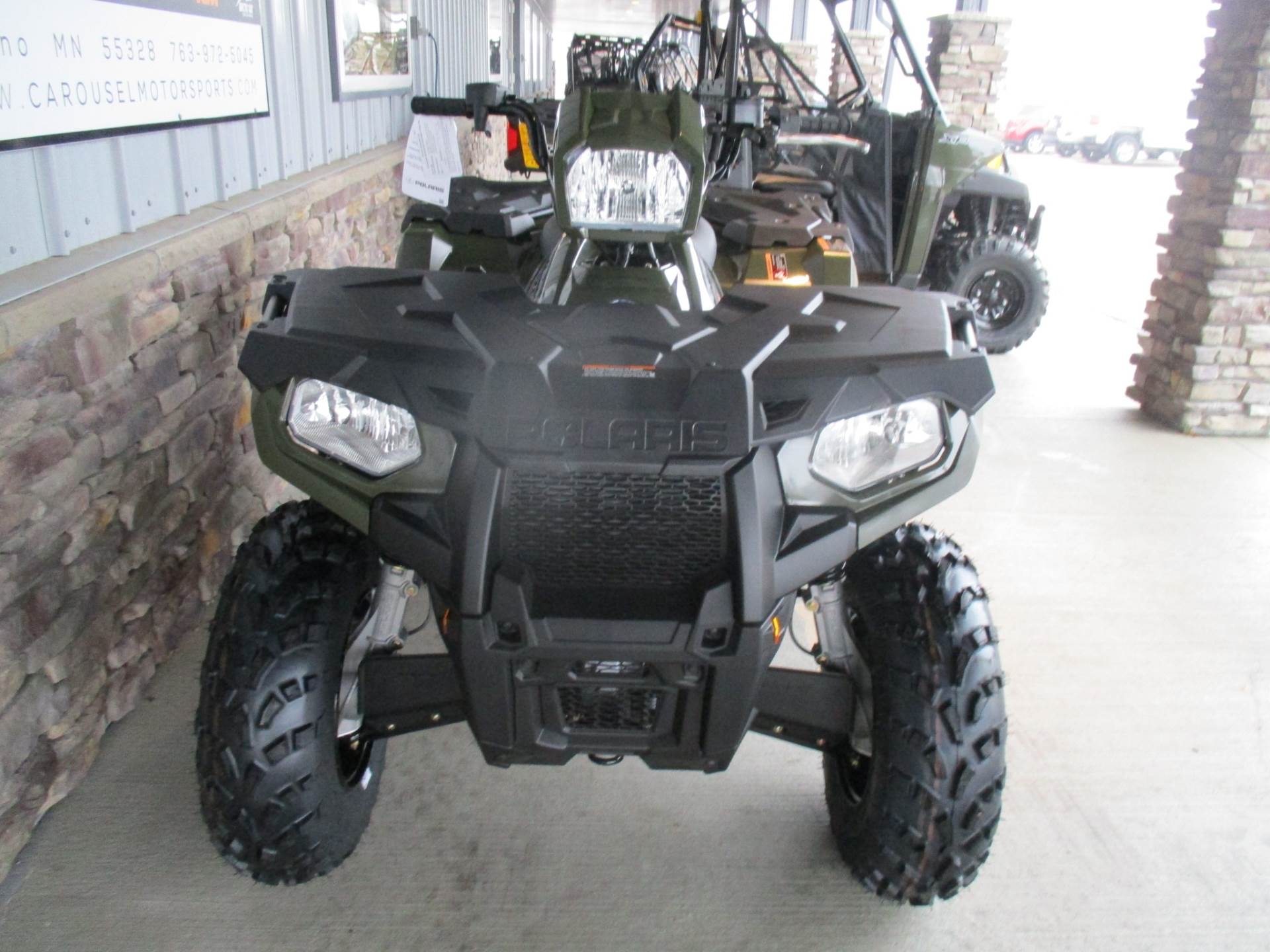 2018 Polaris Sportsman 570 in Delano, Minnesota