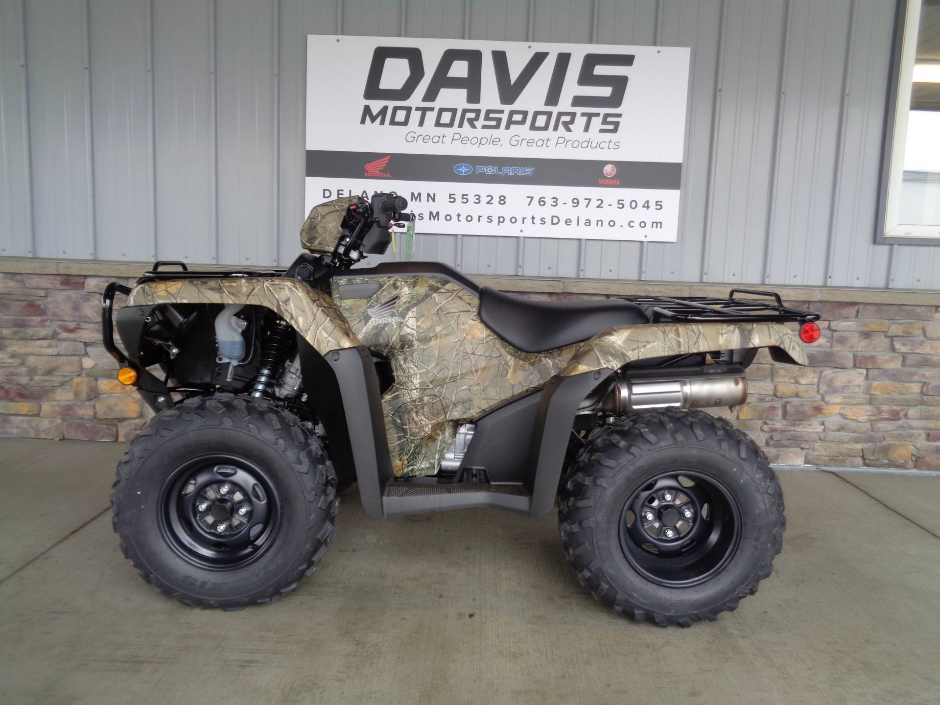 2019 Honda FourTrax Foreman 4x4 ES EPS in Delano, Minnesota - Photo 2