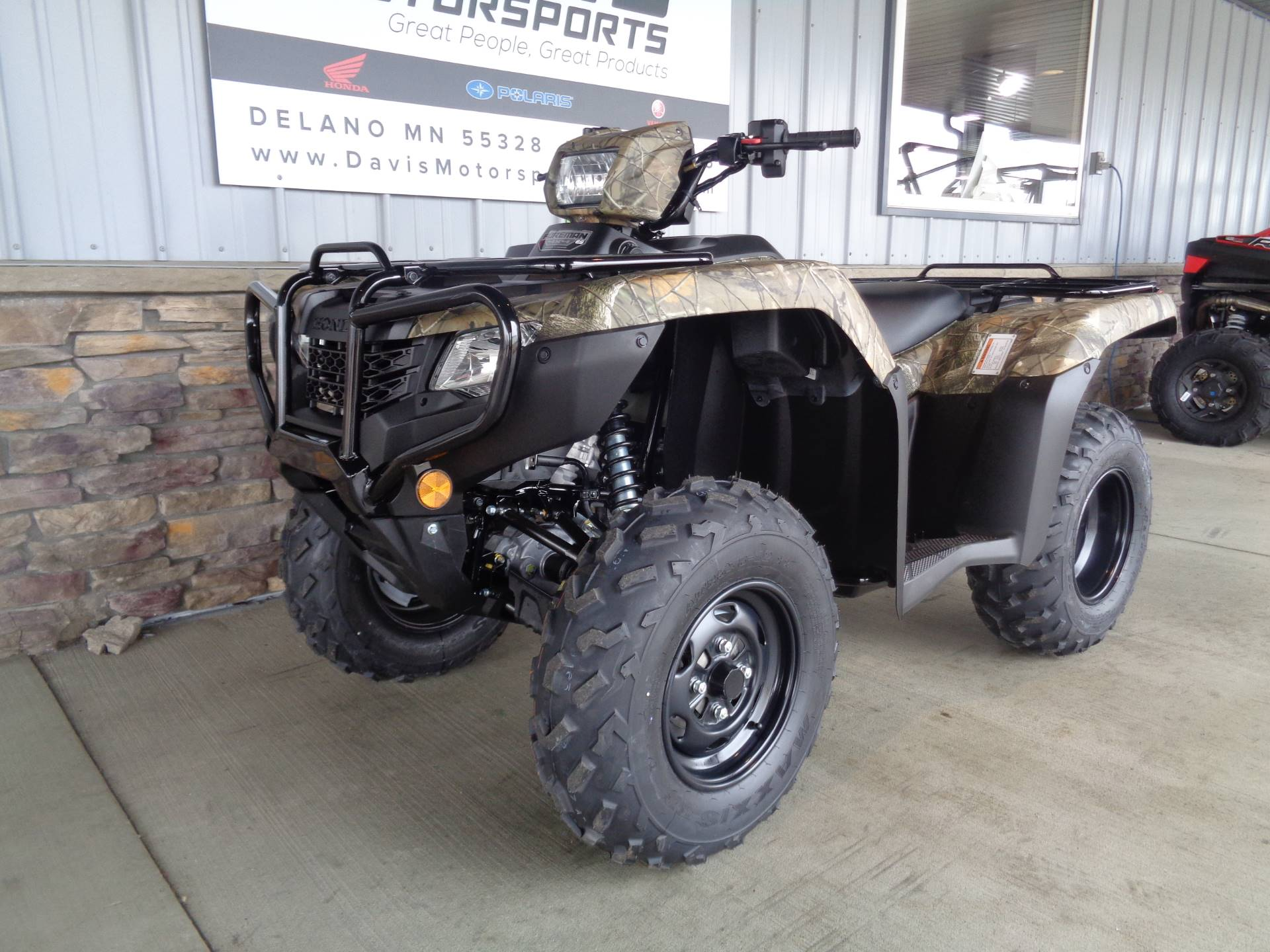 2019 Honda FourTrax Foreman 4x4 ES EPS in Delano, Minnesota - Photo 4