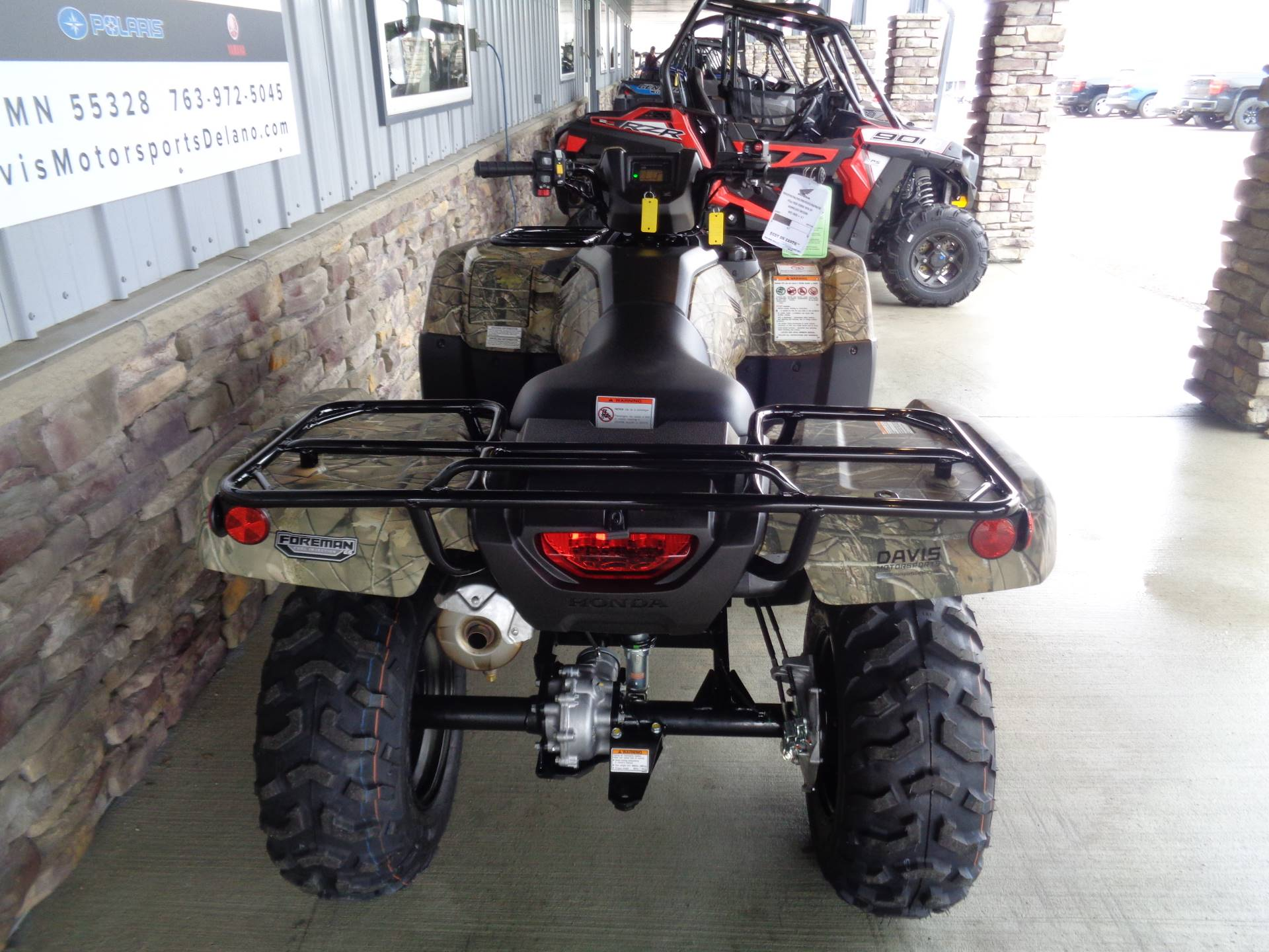 2019 Honda FourTrax Foreman 4x4 ES EPS in Delano, Minnesota - Photo 7