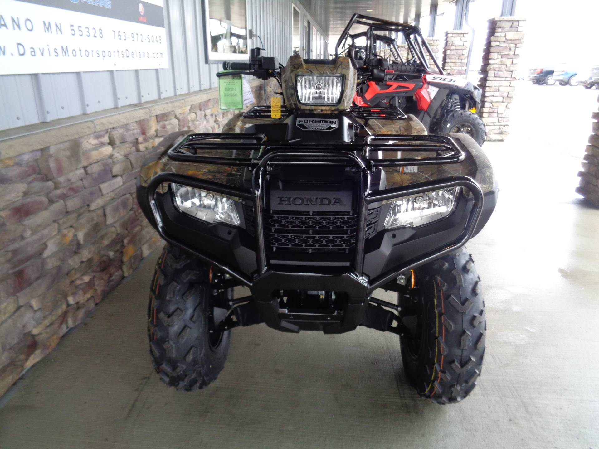 2019 Honda FourTrax Foreman 4x4 ES EPS in Delano, Minnesota - Photo 8