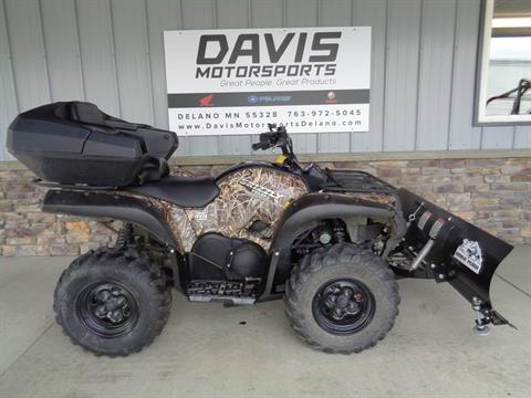 2007 Yamaha Grizzly 700 FI 4x4 Auto. Ducks Unlimited Edition in Delano, Minnesota