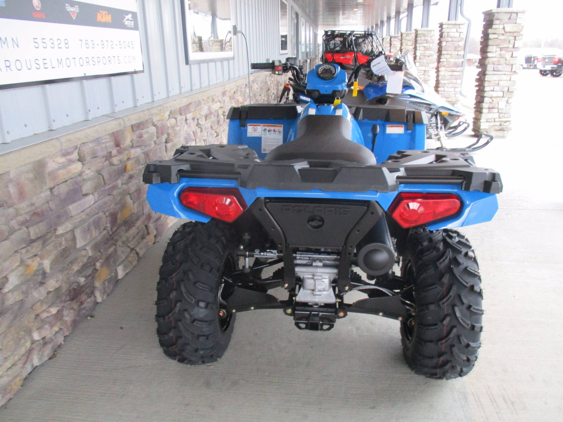 2017 Polaris Sportsman 450 H.O. in Delano, Minnesota