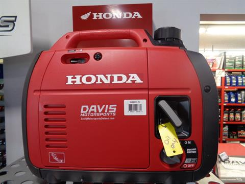 Honda Power Equipment EU2200i in Delano, Minnesota - Photo 1
