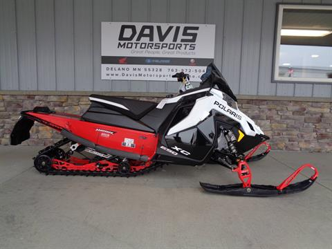 2021 Polaris 650 Indy XC 129 Launch Edition Factory Choice in Delano, Minnesota - Photo 1