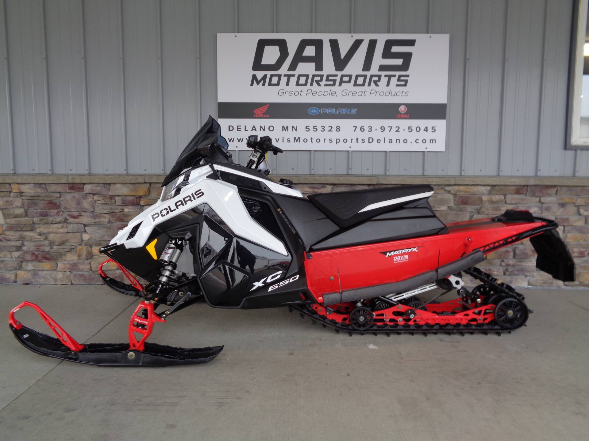 2021 Polaris 650 Indy XC 129 Launch Edition Factory Choice in Delano, Minnesota - Photo 2