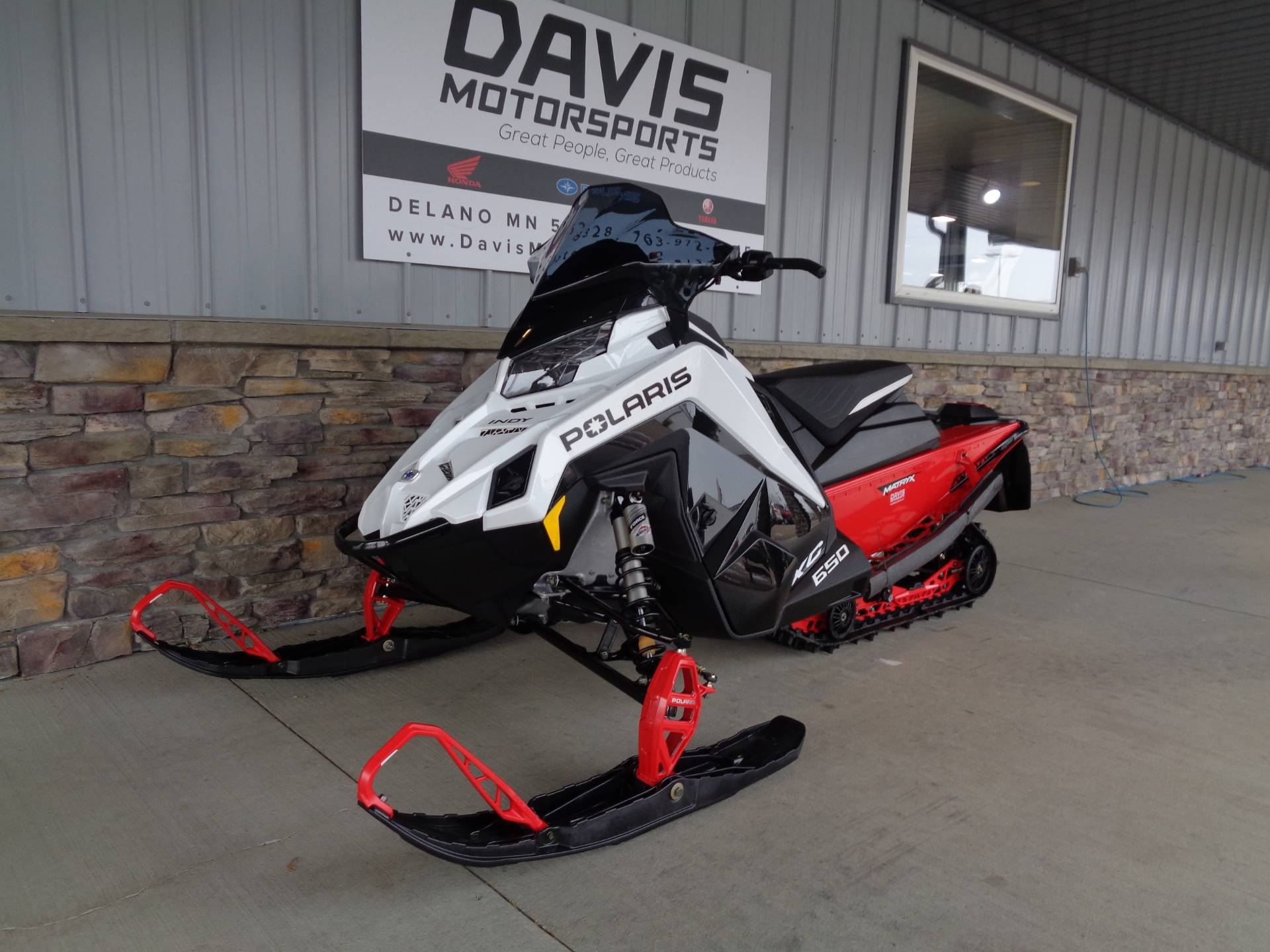 2021 Polaris 650 Indy XC 129 Launch Edition Factory Choice in Delano, Minnesota - Photo 4