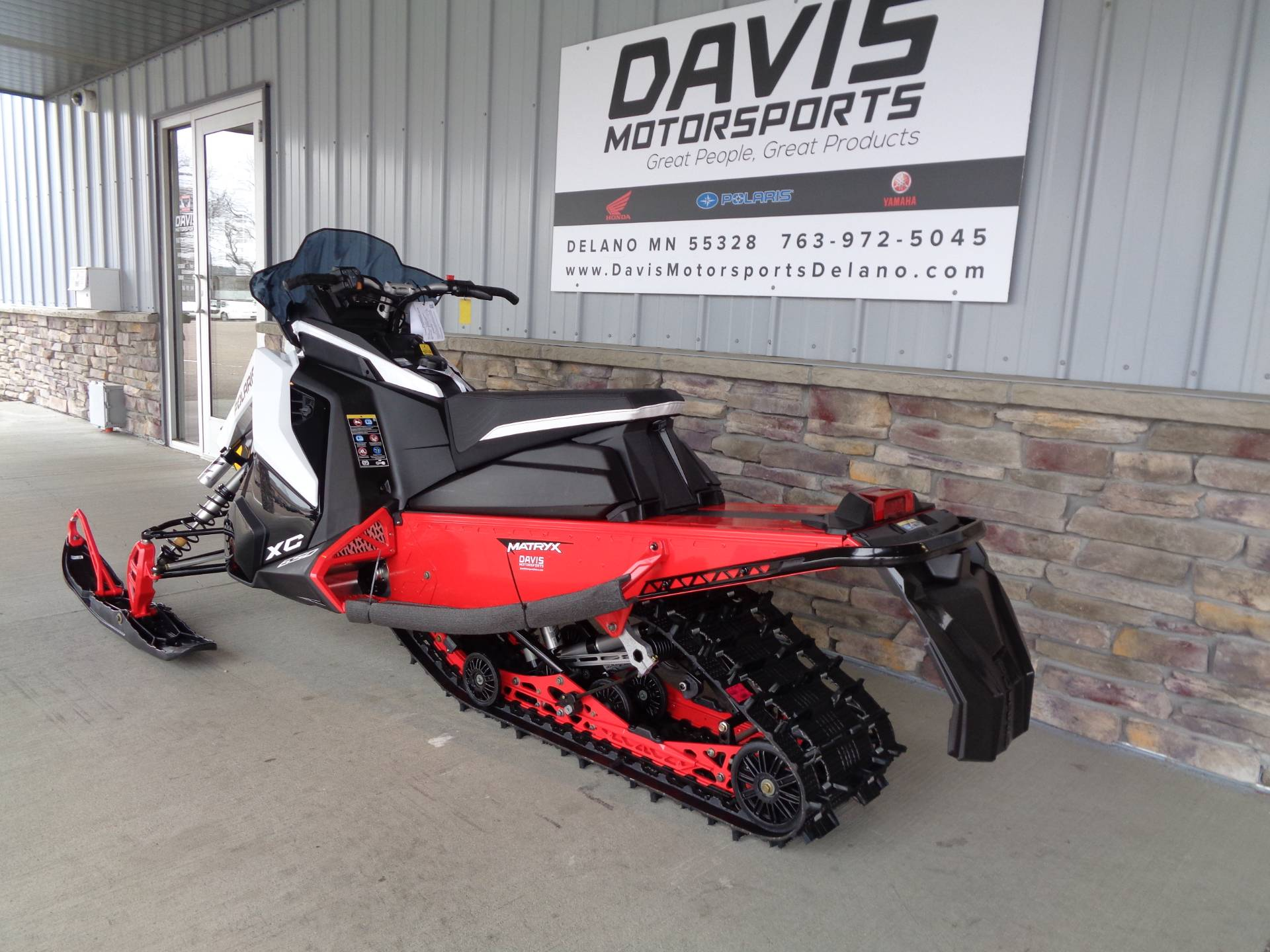 2021 Polaris 650 Indy XC 129 Launch Edition Factory Choice in Delano, Minnesota - Photo 6