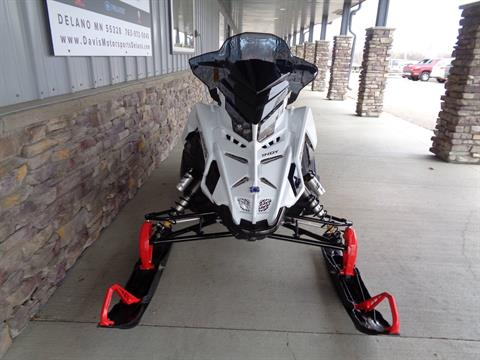 2021 Polaris 650 Indy XC 129 Launch Edition Factory Choice in Delano, Minnesota - Photo 9