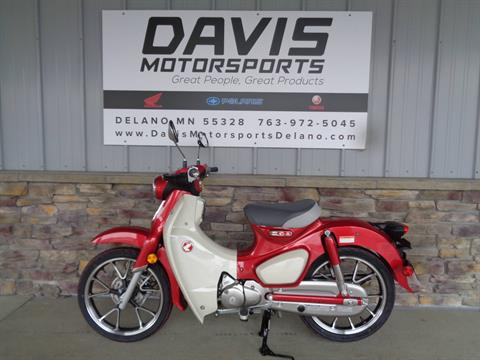 2021 Honda Super Cub C125 ABS in Delano, Minnesota - Photo 2