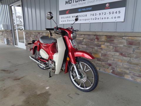 2021 Honda Super Cub C125 ABS in Delano, Minnesota - Photo 3