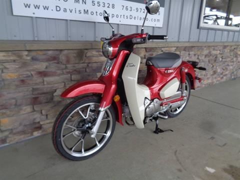 2021 Honda Super Cub C125 ABS in Delano, Minnesota - Photo 4