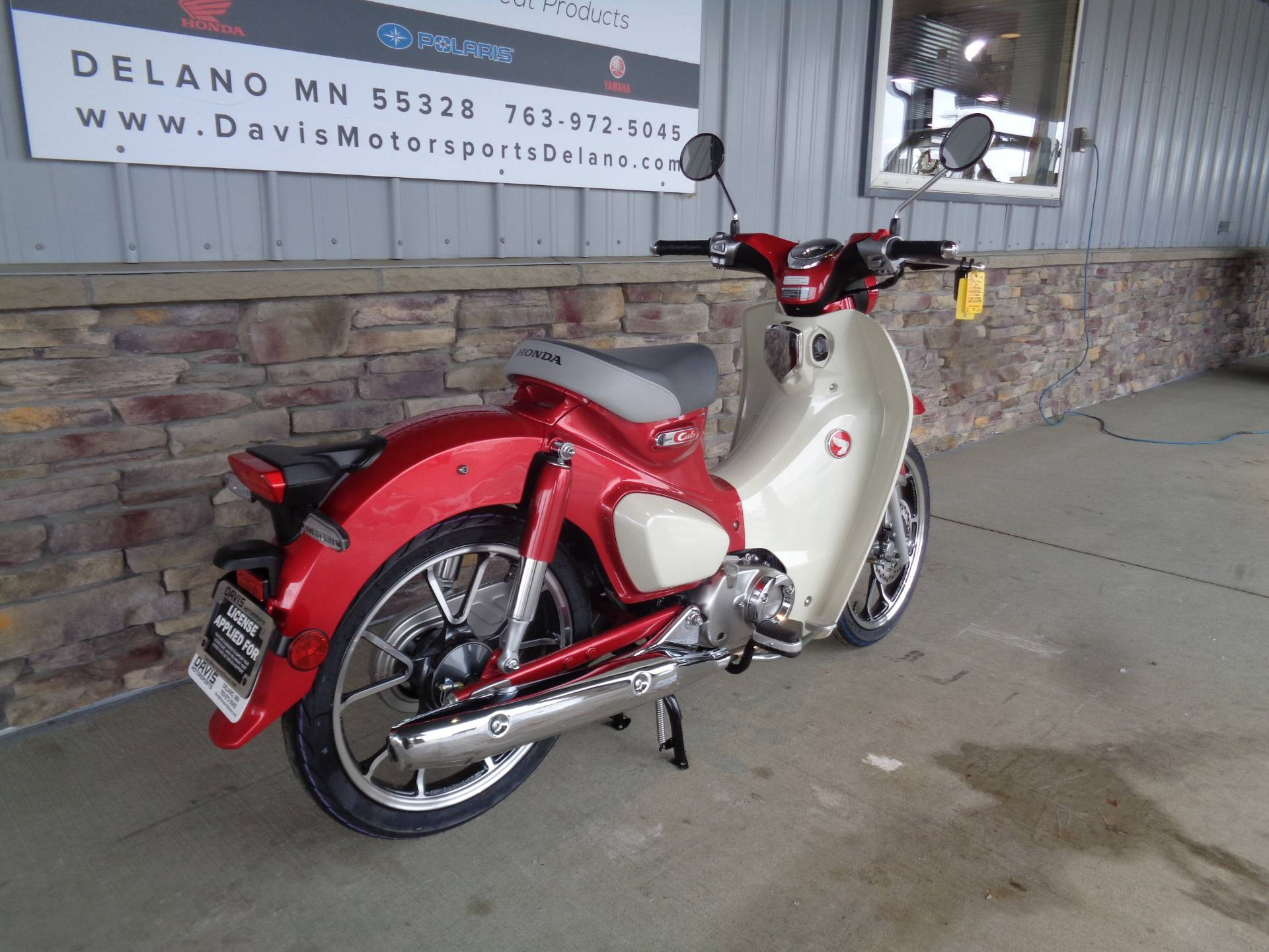 2021 Honda Super Cub C125 ABS in Delano, Minnesota - Photo 5