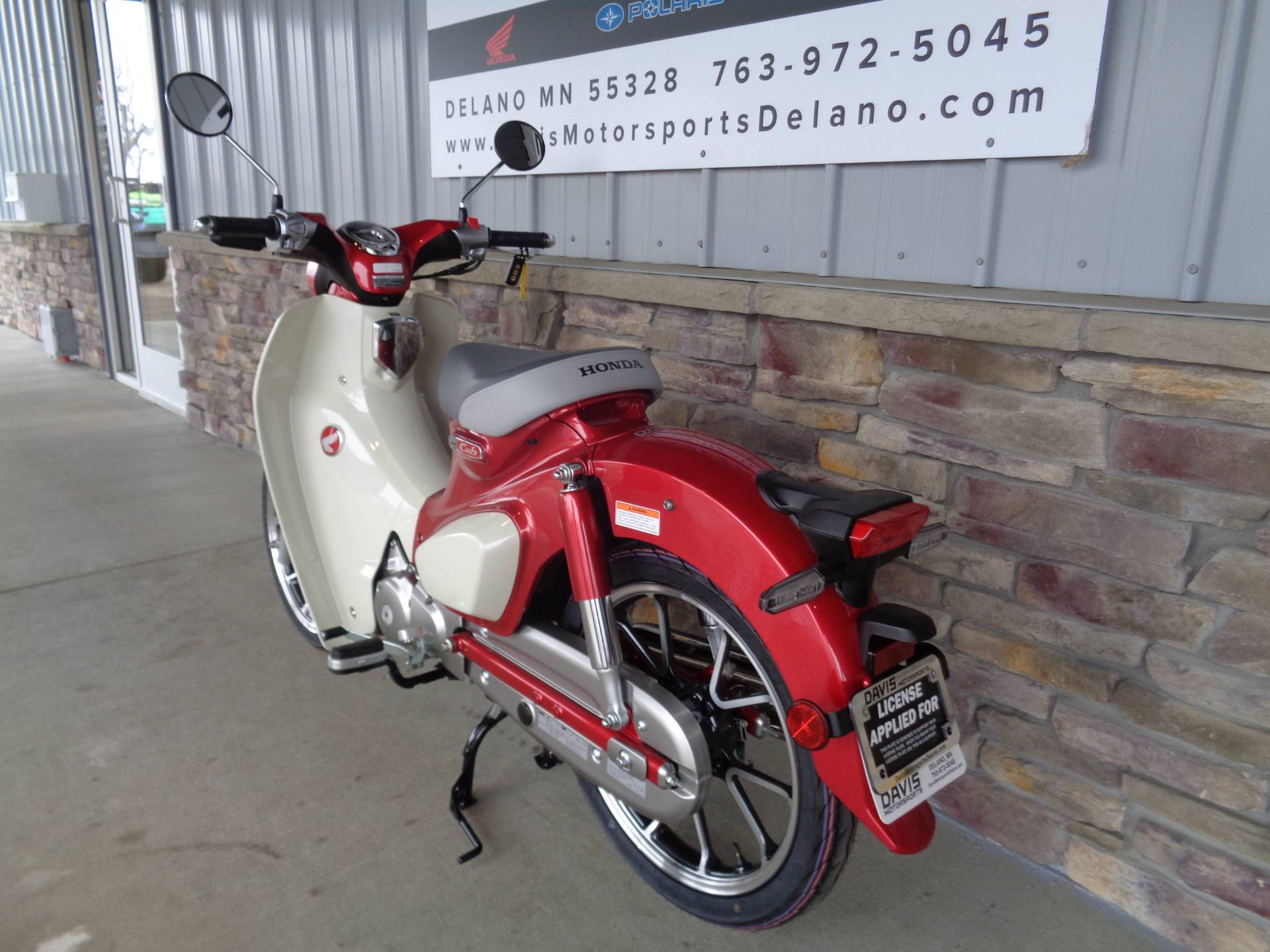2021 Honda Super Cub C125 ABS in Delano, Minnesota - Photo 6