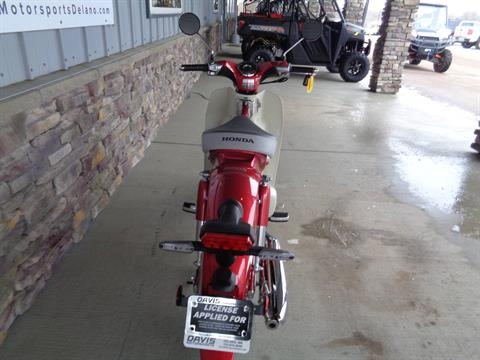 2021 Honda Super Cub C125 ABS in Delano, Minnesota - Photo 8