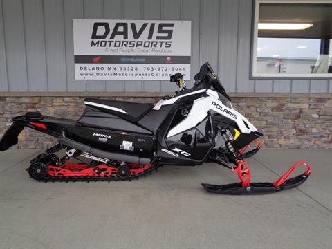 2021 Polaris 850 Indy XC 129 Launch Edition Factory Choice in Delano, Minnesota - Photo 1