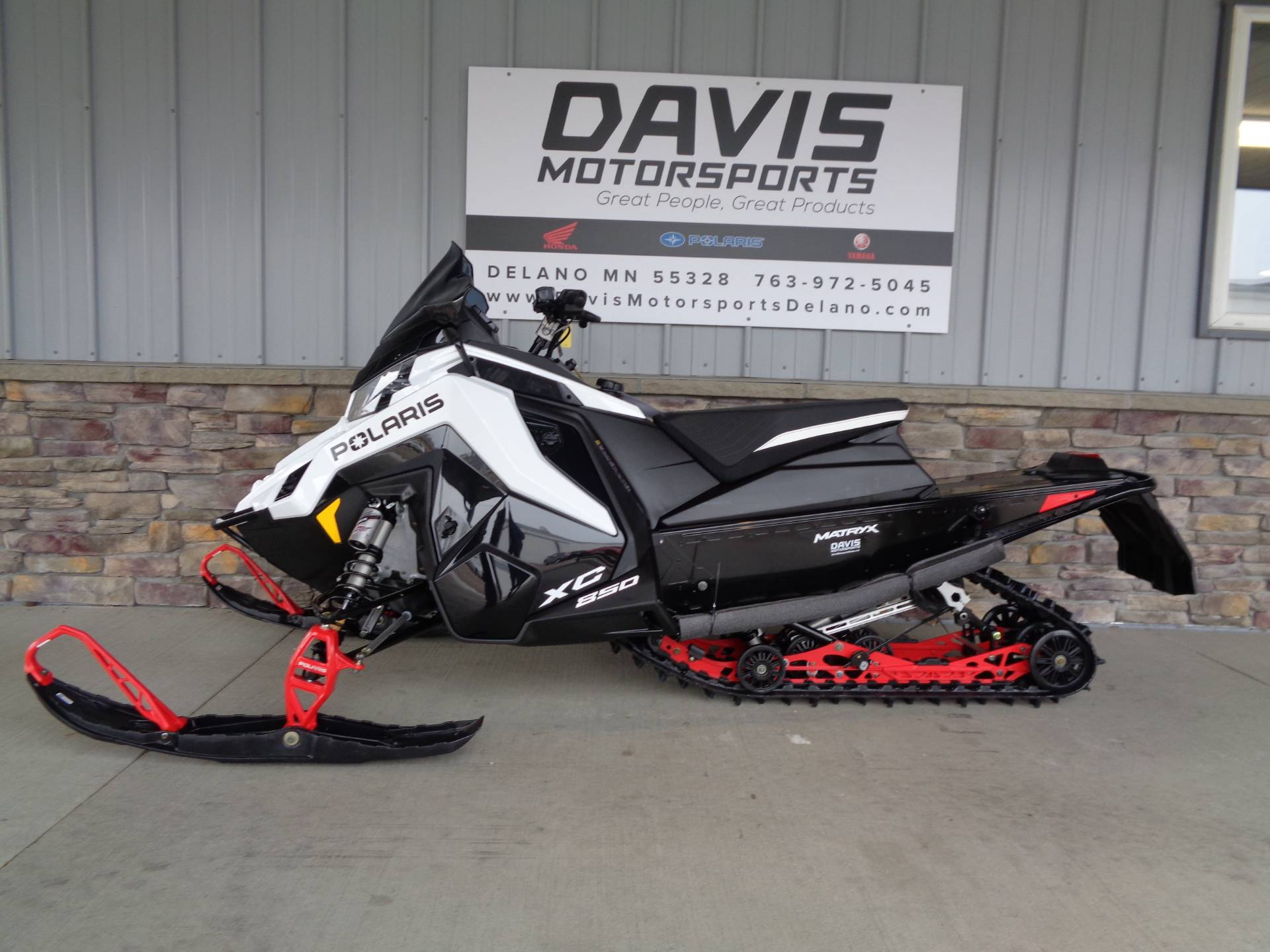 2021 Polaris 850 Indy XC 129 Launch Edition Factory Choice in Delano, Minnesota - Photo 2