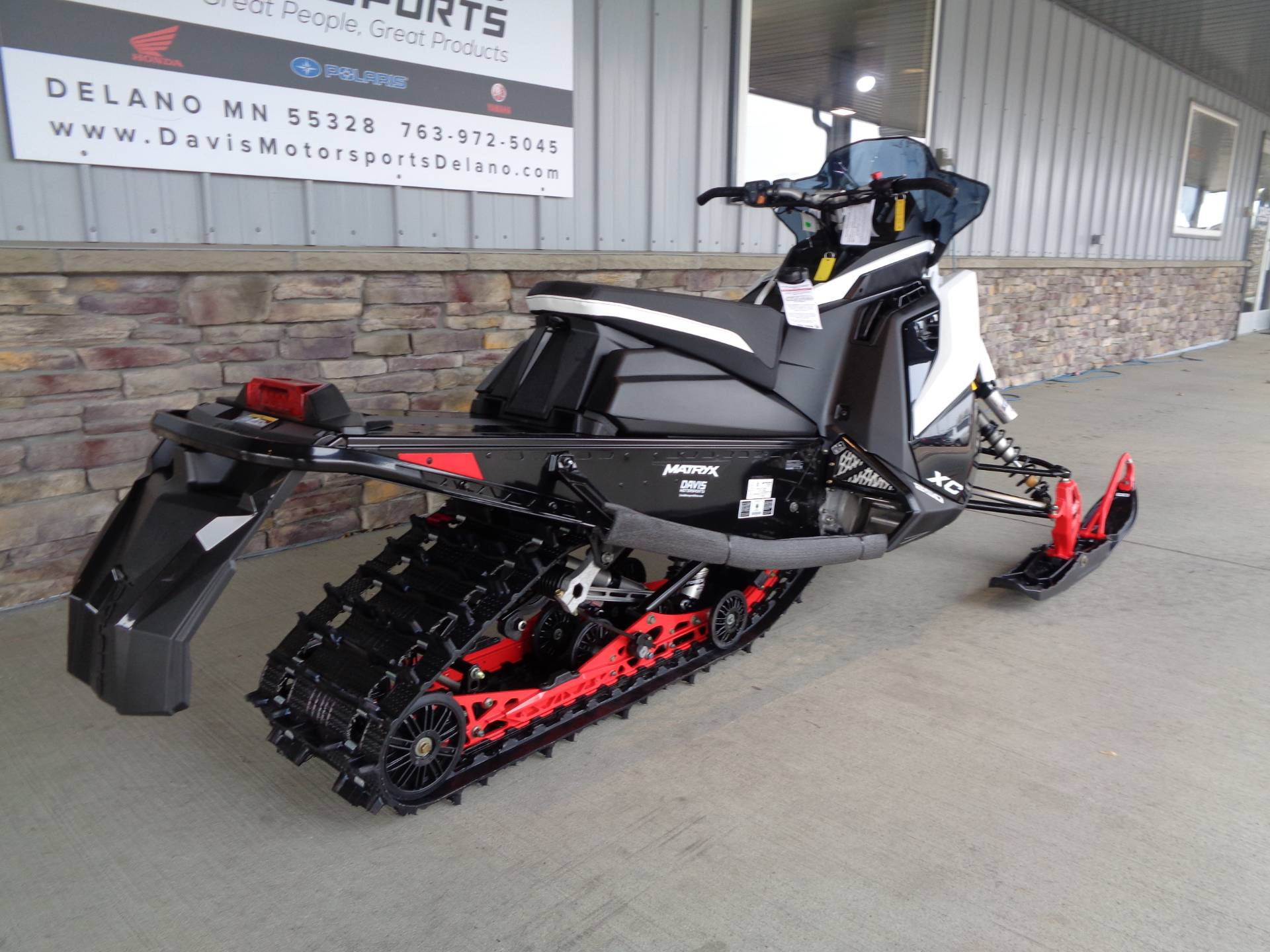 2021 Polaris 850 Indy XC 129 Launch Edition Factory Choice in Delano, Minnesota - Photo 5