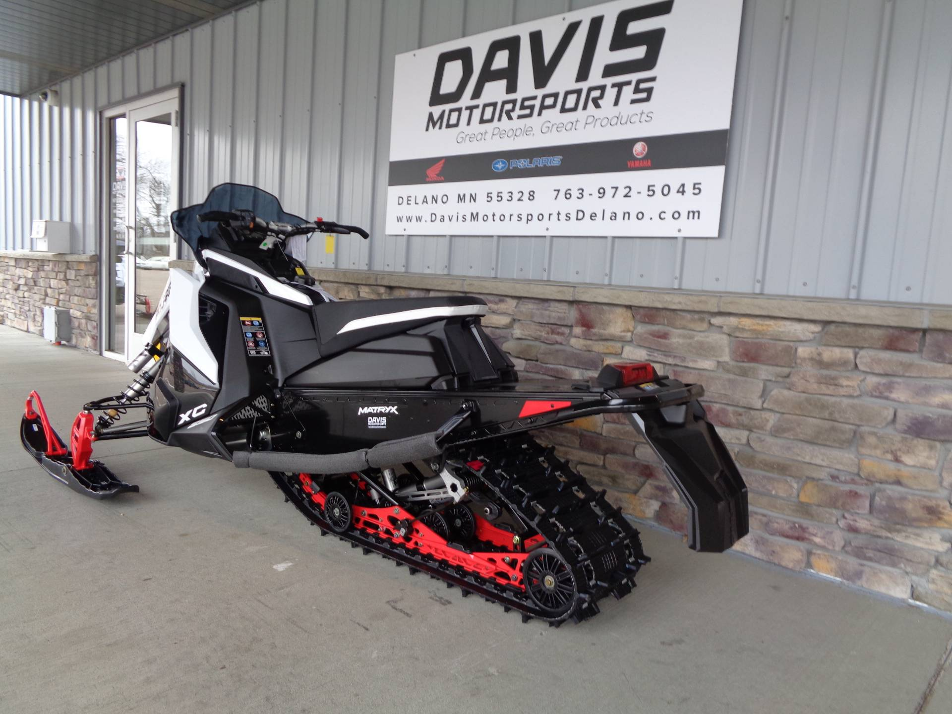 2021 Polaris 850 Indy XC 129 Launch Edition Factory Choice in Delano, Minnesota - Photo 6