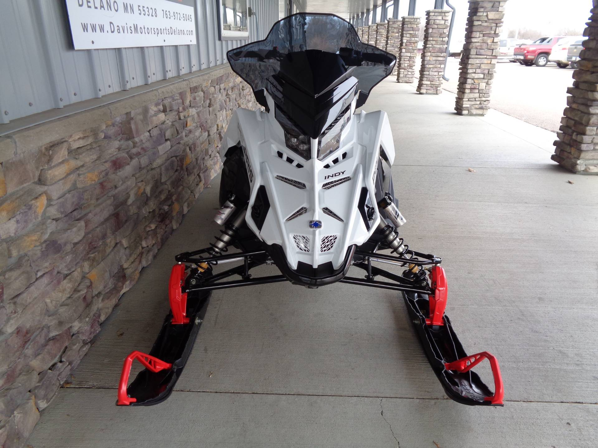 2021 Polaris 850 Indy XC 129 Launch Edition Factory Choice in Delano, Minnesota - Photo 9
